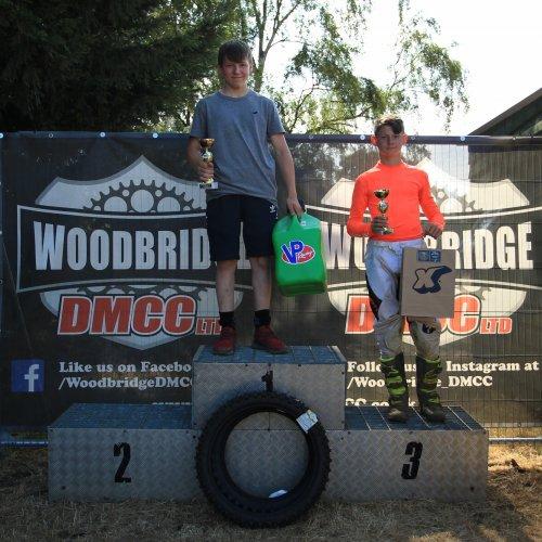 Big Wheel Winners: 1 – Thomas Harris | 2 – Harvey Cashmore (Not in Photo) | 3 – Callum Murfitt