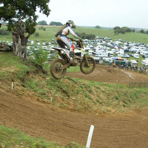 Ryan Allison GH Husqvarna