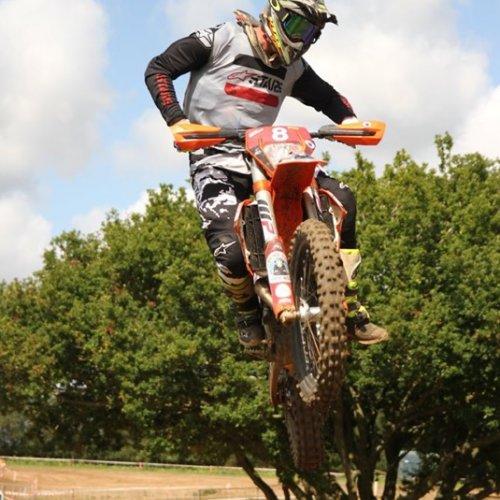 James Barker No 8 Blaxhall Sprint
