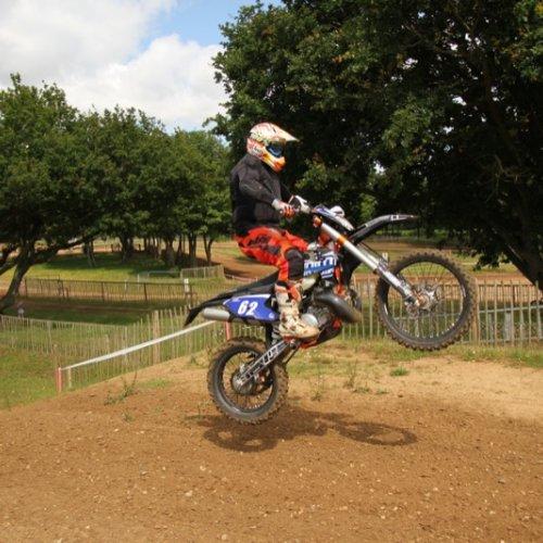 Paul Belton No 62 Blaxhall Sprint