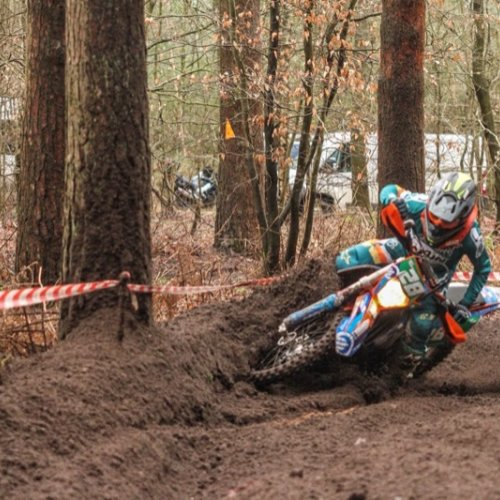 Jacob Roper - and no, he didn't crash!