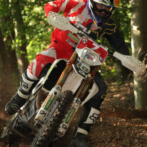 Luke Parker Championship Class winner