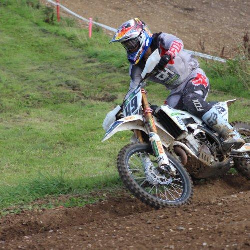 Luke Parker overall Allcomers winner